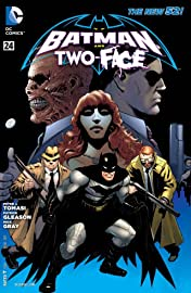 Batman and Robin (2011-2015) #24: Two-Face