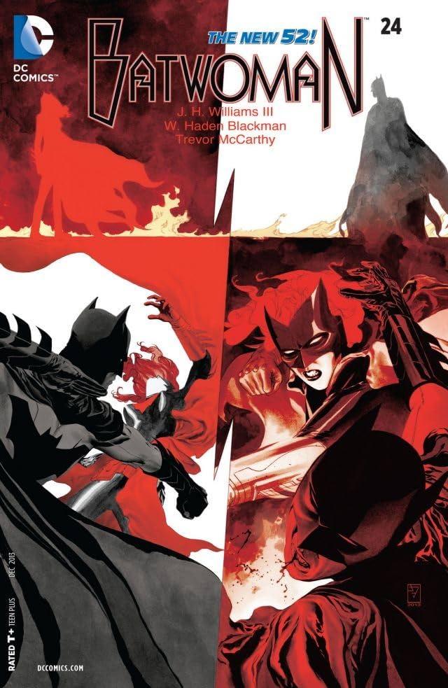 Batwoman (2011-2015) #24