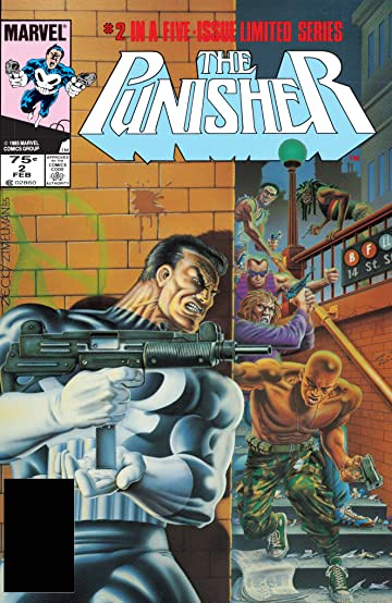 The Punisher (1986) #2 (of 5)