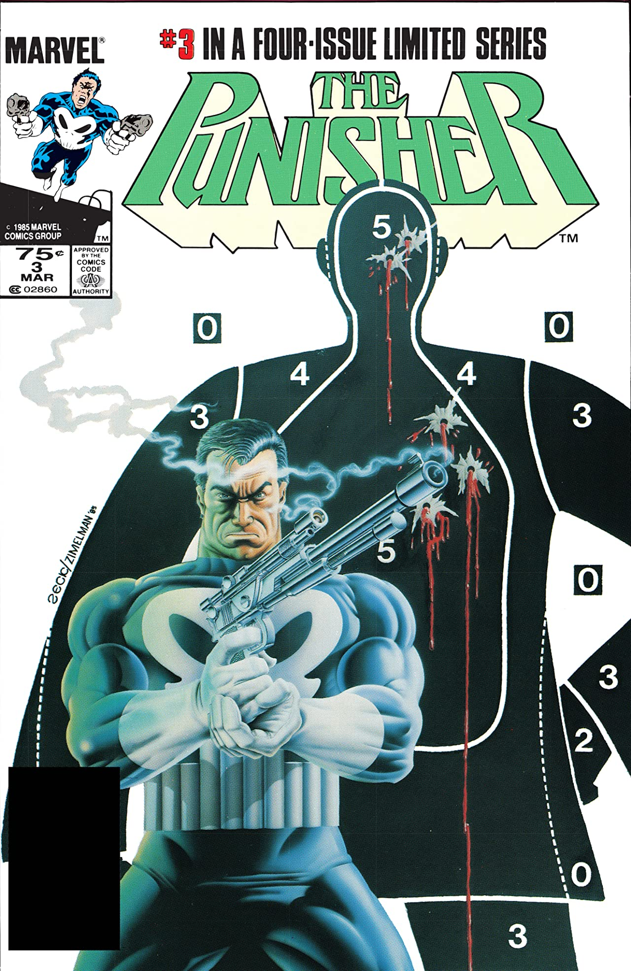 The Punisher (1986) #3 (of 5)