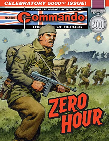 Commando #5000: Zero Hour