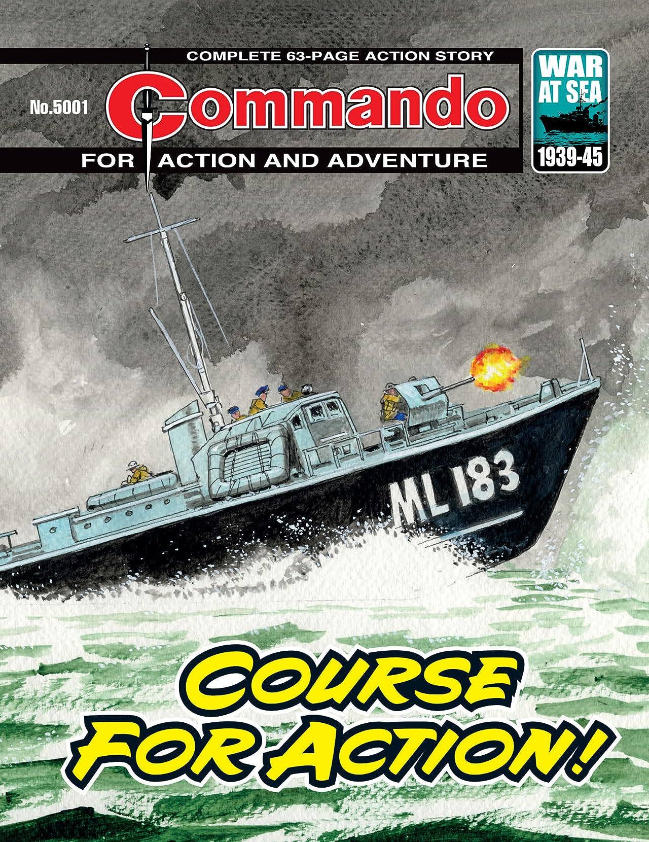 Commando #5001: Course For Action