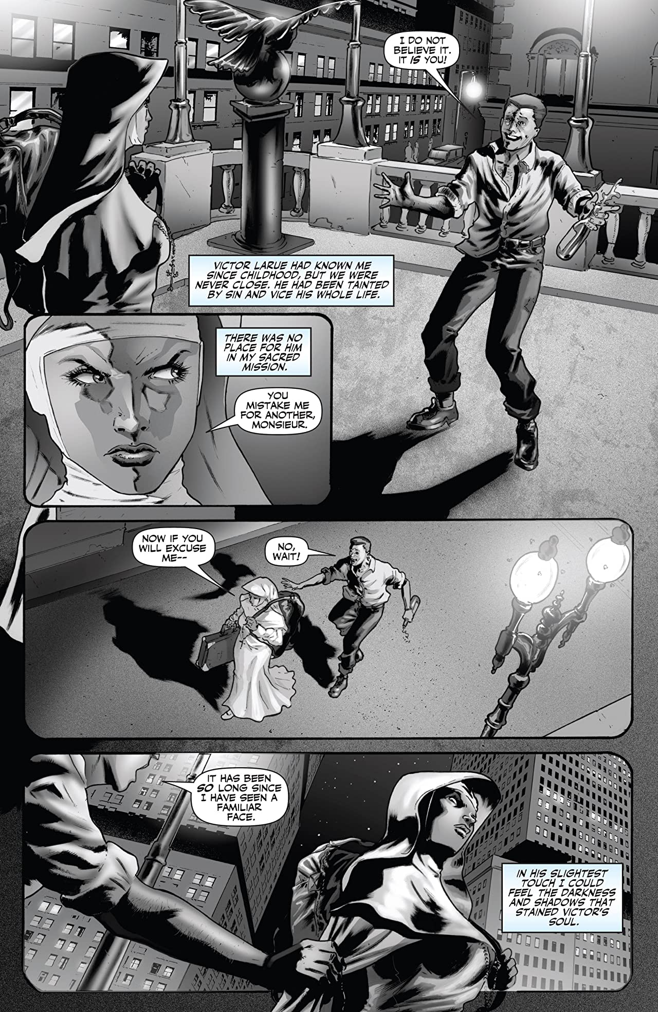 The Shadow #18