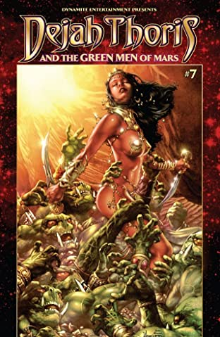 Dejah Thoris and the Green Men of Mars #7 (of 12)