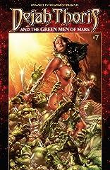 Dejah Thoris and the Green Men of Mars #7