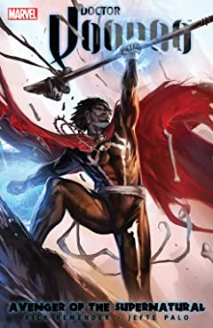 Doctor Voodoo: Avenger of the Supernatural