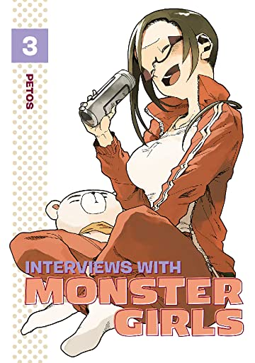 Interviews with Monster Girls Vol. 3
