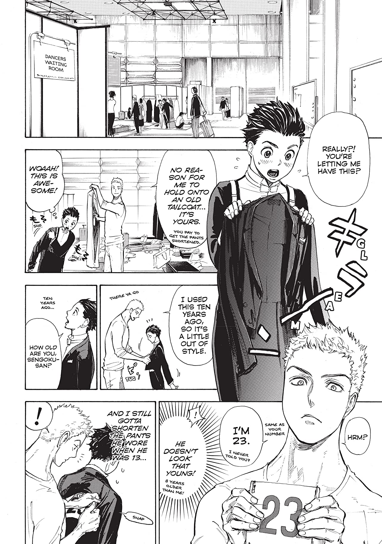 Welcome to the Ballroom Vol. 3