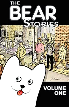 The Bear Stories Vol. 1