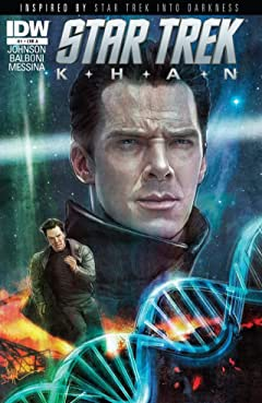 Star Trek: Khan No.1 (sur 5)