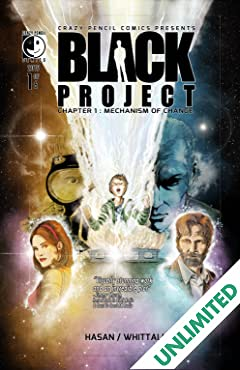 Black Project #1