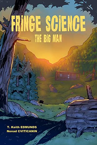 Fringe Science: The Big Man #1
