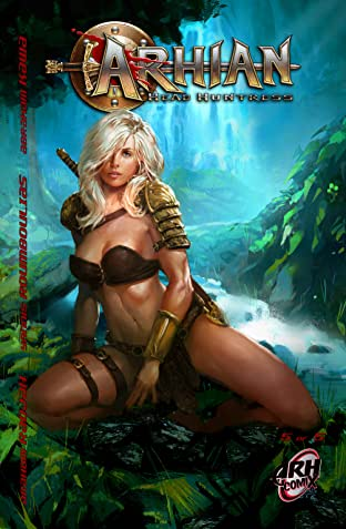 Arhian Head Huntress #5