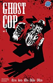 Ghost Cop #3 (of 3)