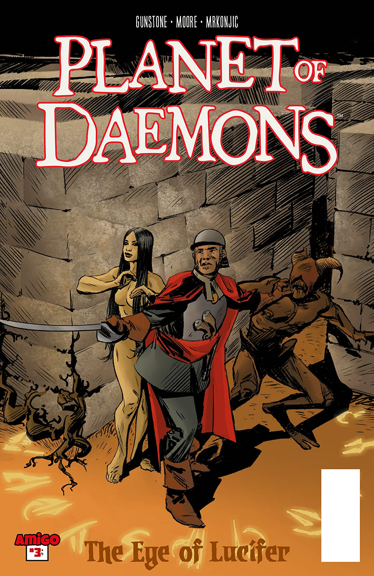 Planet of Daemons #3