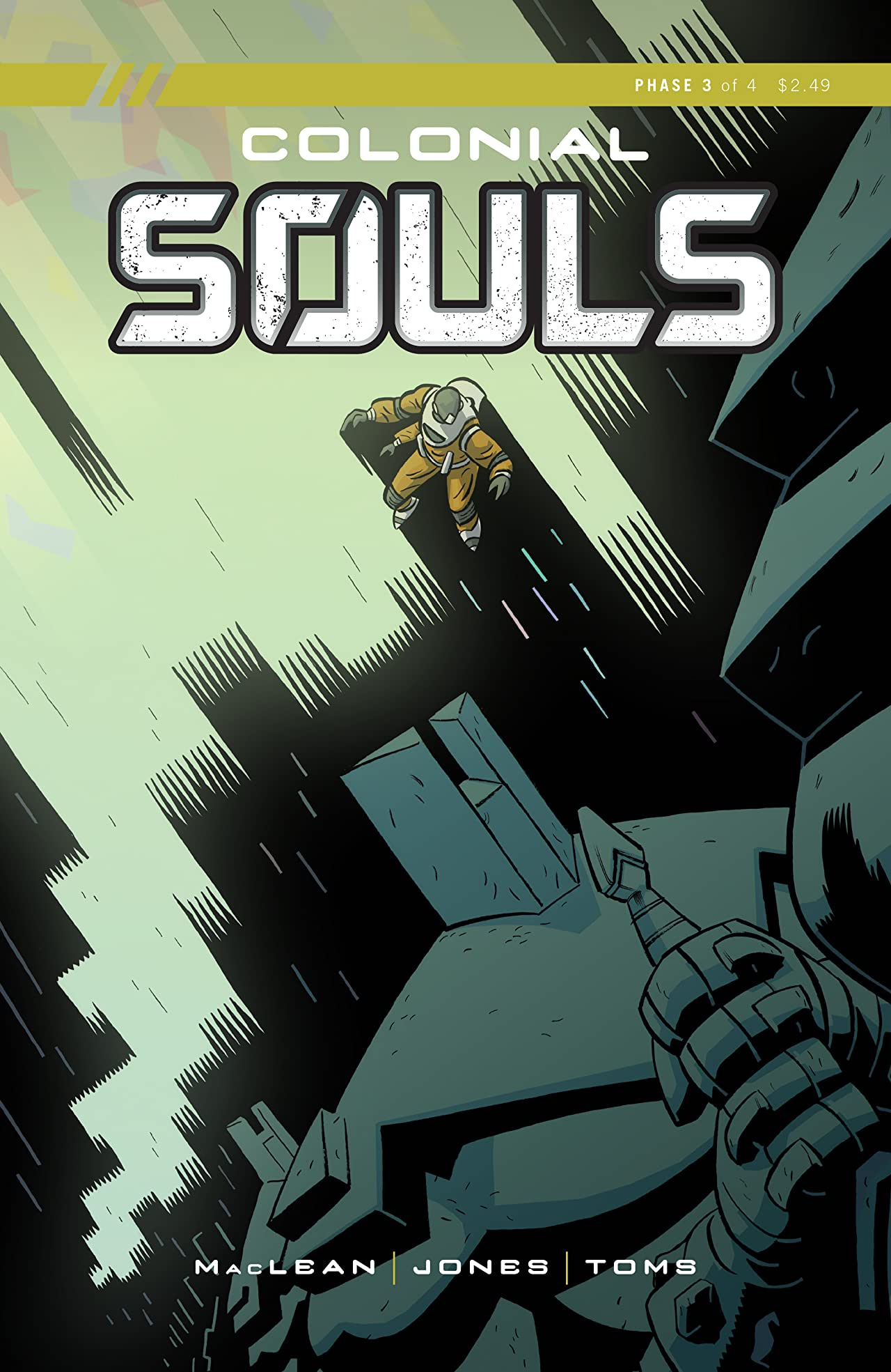 Colonial Souls #3