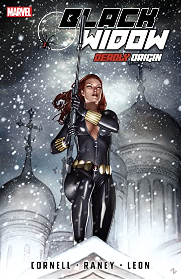 Black Widow: Deadly Origin