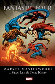 Fantastic Four Masterworks Vol. 8