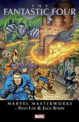 Fantastic Four Masterworks Vol. 9