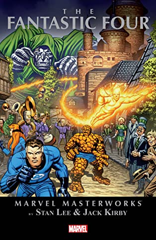 Fantastic Four Masterworks Vol. 9