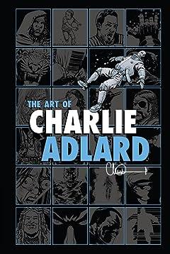 Art of Charlie Adlard