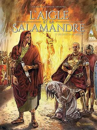 L'Aigle et la Salamandre Vol. 2: Les Deux Salamandres