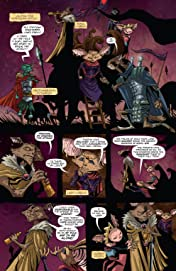 The Mice Templar Vol. 4: Legend #8