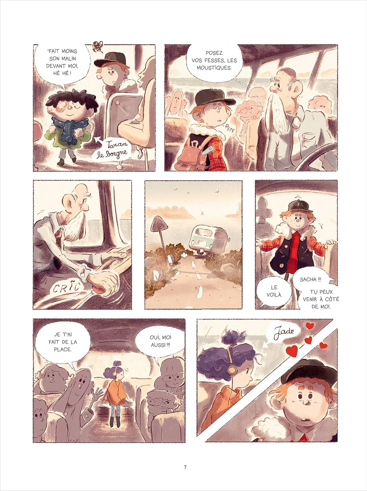 Sacha et Tomcrouz Vol. 1: Les Vikings