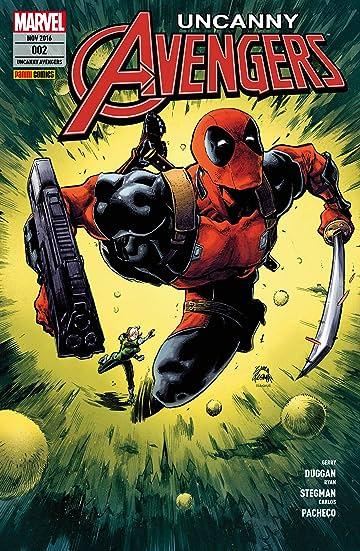 Uncanny Avengers Vol. 2: Verstärkung aus der Zukunft
