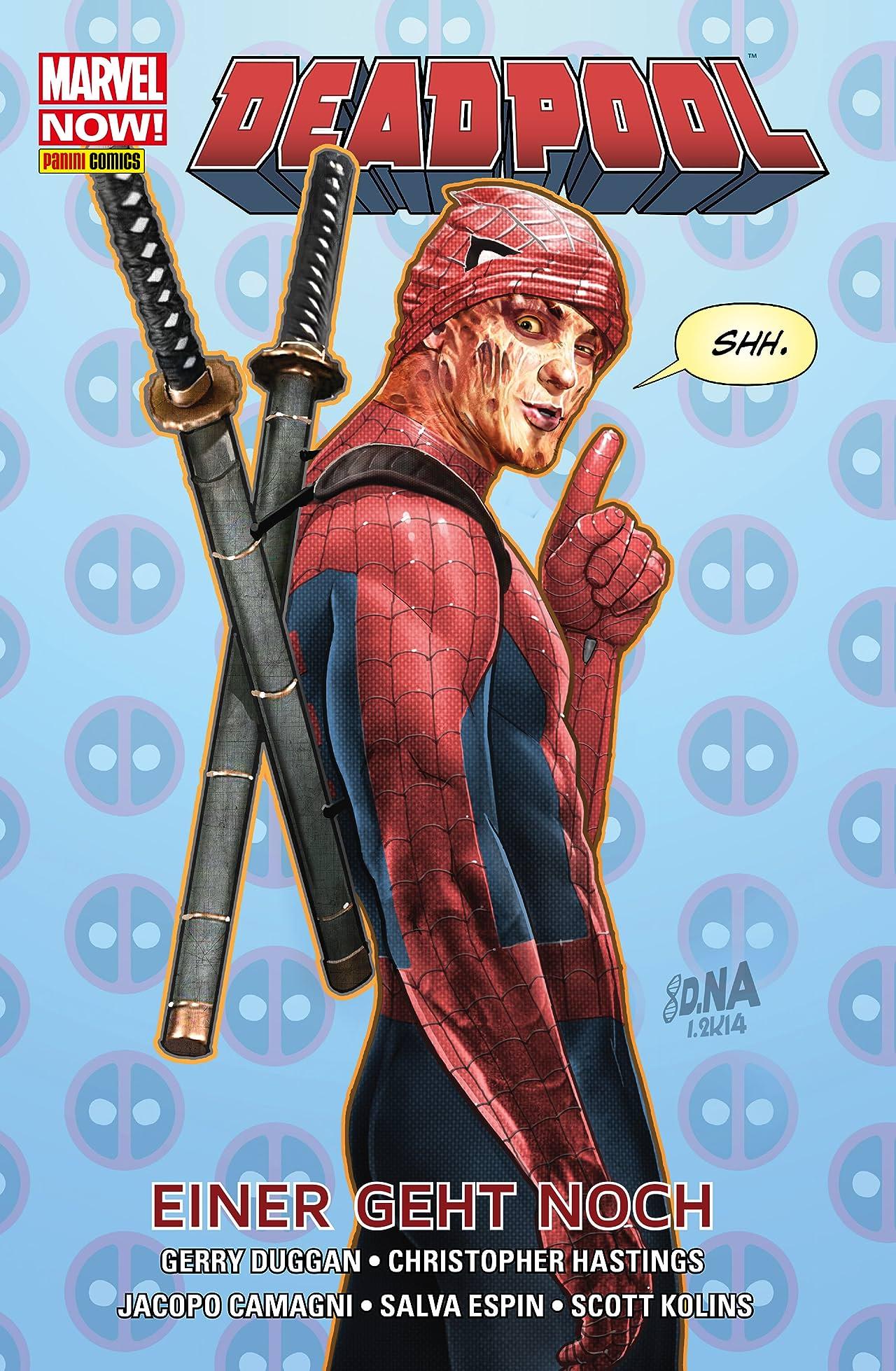 Marvel NOW! PB Deadpool Vol. 9: Einer geht noch
