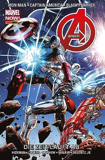 Marvel NOW! PB Avengers Vol. 9: Die Zeit läuft ab
