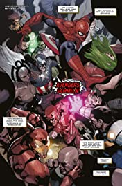 Secret Wars: Civil War PB