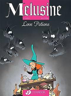 Melusine Vol. 4: Love Potions