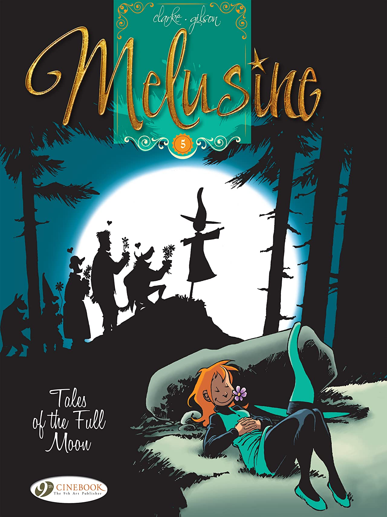 Melusine Vol. 5: Tales of the full moon