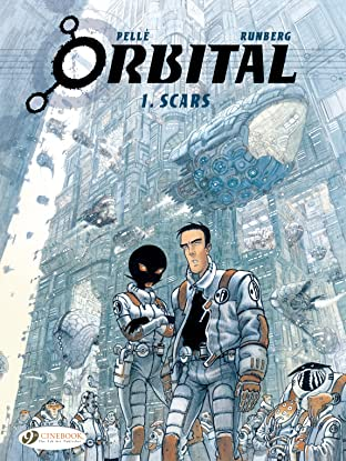 Orbital Vol. 1: Scars