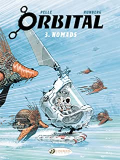Orbital Tome 3: Nomads