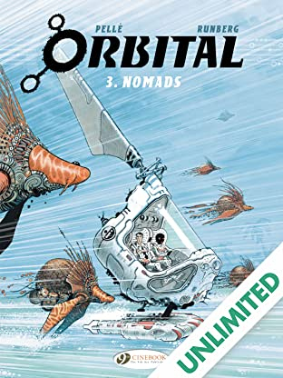 Orbital Vol. 3: Nomads