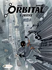 Orbital Tome 5: Justice