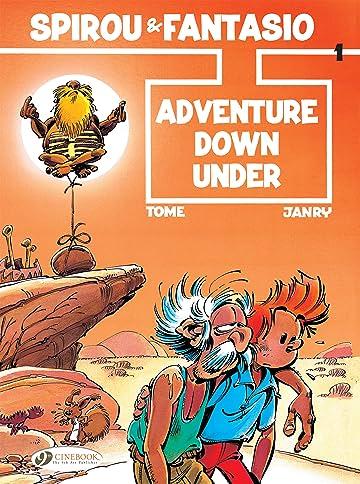 Spirou & Fantasio Vol. 1: Adventure Down Under