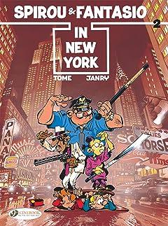 Spirou & Fantasio Vol. 2: In New York