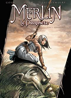 Merlin le prophète Vol. 2: Renaissance