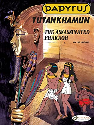Papyrus Vol. 3: Tutankhamun