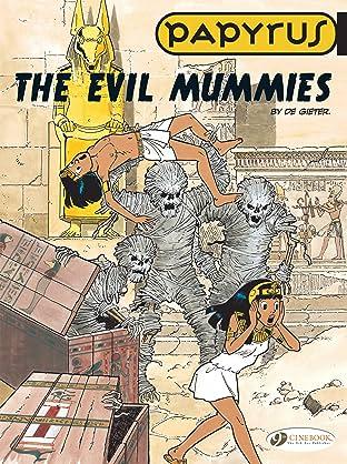 Papyrus Vol. 4: The Evil Mummies