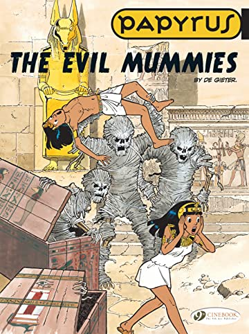 Papyrus Vol. 4: The Evil Mummies