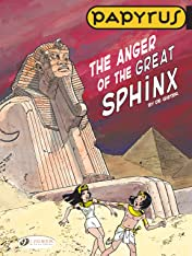 Papyrus Vol. 5: The Anger of the Great Sphinx