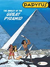 Papyrus Vol. 6: The Amulet of the Great Pyramid
