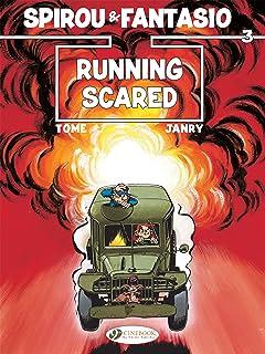 Spirou & Fantasio Vol. 3: Running Scared