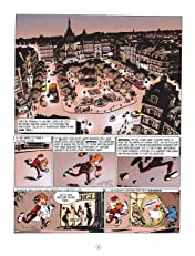 Spirou & Fantasio Vol. 3: Running Scared