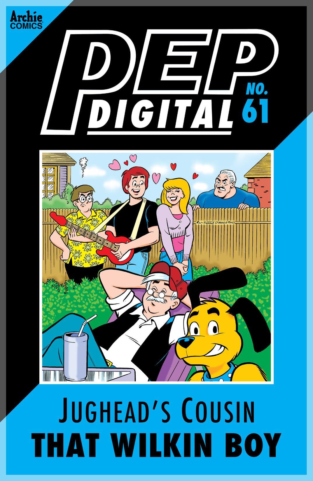 PEP Digital #61: Jughead's Cousin That Wilkin Boy