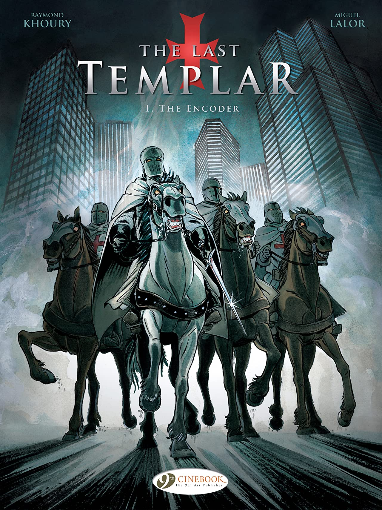 The Last Templar Vol. 1: The Encoder